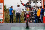 <b>Daniel Nosiglia abandonó el Dakar</b>
