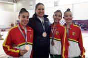 <b>Tres medallas para Bolivia en Lima</b>