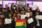 <b>Bolivia potente en el inicio del Mundial Juvenil</b>