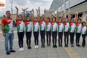 <b>Bolivia brilló en el Sudamericano de Gimnasia Artística</b>