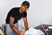 <b>Ríos, primer jugador de Aurora en dar positivo a Coronavirus</b>