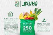 <b>Jisunú Albiverde, la campaña solidaria de Oriente Petrolero</b>