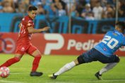 <b>Nueva dupla de zagueros Celestes ante San José</b>
