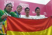 <b>¡Primer Oro Panamericano para Bolivia!</b>
