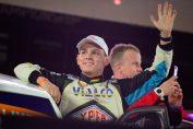 <b>Bulacia completó su primera prueba WRC2 Pro</b>