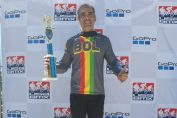 <b>Pablo Meave logró el podio en Lone Star Nationals BMX</b>