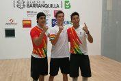 <b>Bolvia acogerá el Panamericano 2020 de Raquet</b>