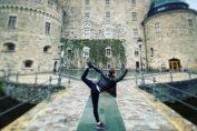 <b>Yoga, una gran alternativa en cuarentena</b>