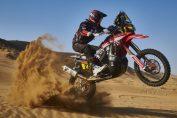 <b>Nosiglia entre los pilotos de   elite en el Dakar</b>