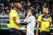 <b>Ecuador y Japón le dieron vida a Paraguay</b>