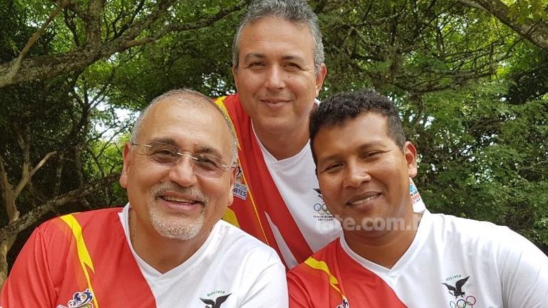 <b>Bolivia consiguió pases para Lima 2019 en Tiro Deportivo</b>