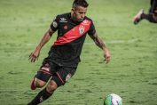 <b>Henry Vaca debutó en el Brasileirao</b>