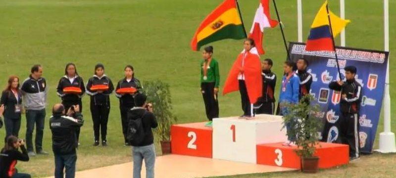 Foto: Federacion Atlética de Bolivia