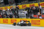 <b>Volvió la normalidad a la F1: Hamilton, Bottas, Verstappen</b>