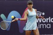 <b>Noelia trepó al primer puesto en dobles de ITF</b>