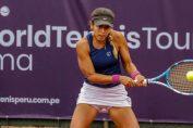 <b>Noelia Zeballos logra su primer título profesional</b>