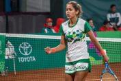 <b>Noelia Zeballos lucha por mejores condiciones</b>