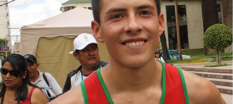 Foto: Federacion Atletica de Bolivia