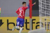 <b>Primer doblete y primer triunfo boliviano en la Copa</b>
