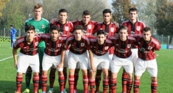 Gamarra fue titular en la goleada del AC Milan Primavera – Late! 76565e6ac6f4
