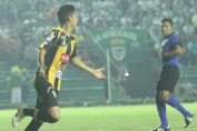 <b>Ramiro Vaca volvió a gritar un gol</b>