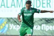 <b>Vargas jugó los últimos quince en Karpaty</b>