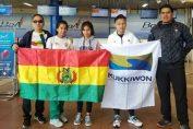 <b>Bolivia presente en el mundial de Taekwondo</b>